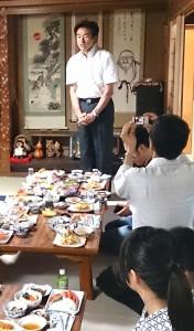 舞鶴観光商業課長桜井氏