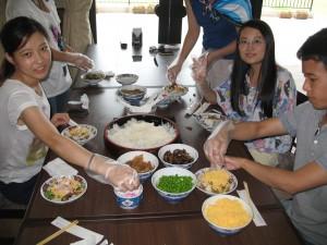 京丹後の長寿食 バラすし体験