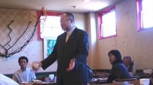 中山京丹後市長のおはなし
