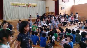 与保呂小学校